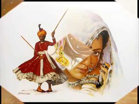 CHAUDHARY Rajasthani folk song with lyrics 0001