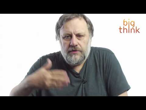 Slavoj Žižek: Don't Act. Just Think.