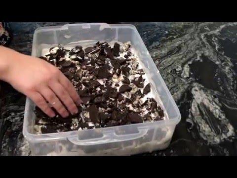 Oreo Ice Cream Cake Laura Vitale