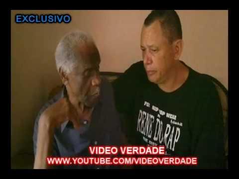SR DITO ( BENEDITO ) DA  CONGADA DE COTIA  E O ENTREVISTADO DE RENE DO RAP PARA  VIDEO VERDADE !!