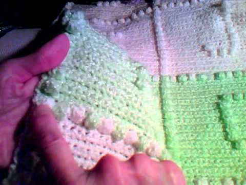 Free Crochet Patterns Baby Blankets Animals : How to Crochet - Babys ABCs Afghan in Multiple Colors ...