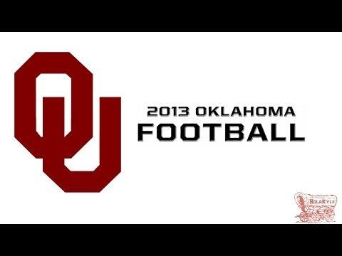 2013 Oklahoma Sooners