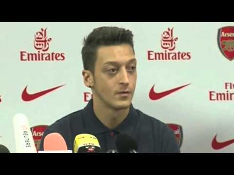 Mesut Özil on moving from Real Madrid to Arsenal