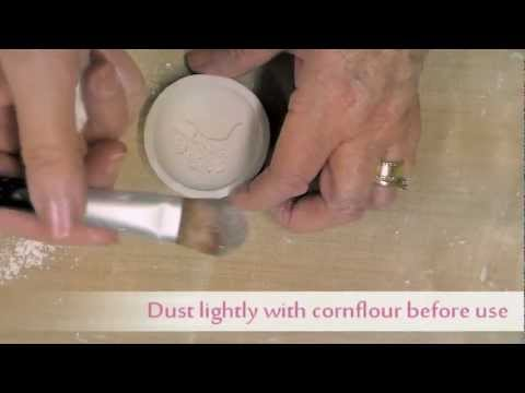 Katy Sue Bird - cupcake silicone sugarcraft mould