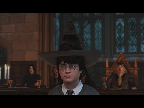 Harry Potter for Kinect - Year 1 HD