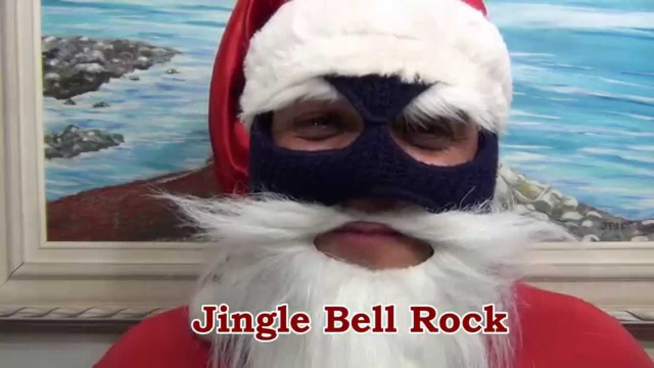 Jingle Bell Rock - Bobby Helms ( Christmas Song cover by Masquerade Singer ) HD - YouTube