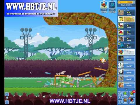 Angry Birds Friends Tournament Level 4 Week 92 (tournament 4) no power-ups
