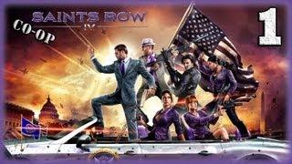 Прохождение игры Saints Row IV.