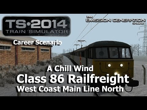 A Chill Wind - Career Scenario - Train Simulator 2014