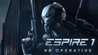 Espire 1: VR Operative - Bejelentés Teaser Trailer