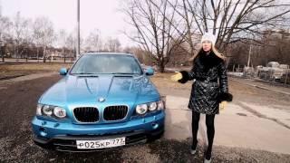 BMW/БМВ X5 E53. Купить за 500 т.р., чтобы вложить еще 500 т.р.. Елена Лисовская Видео.