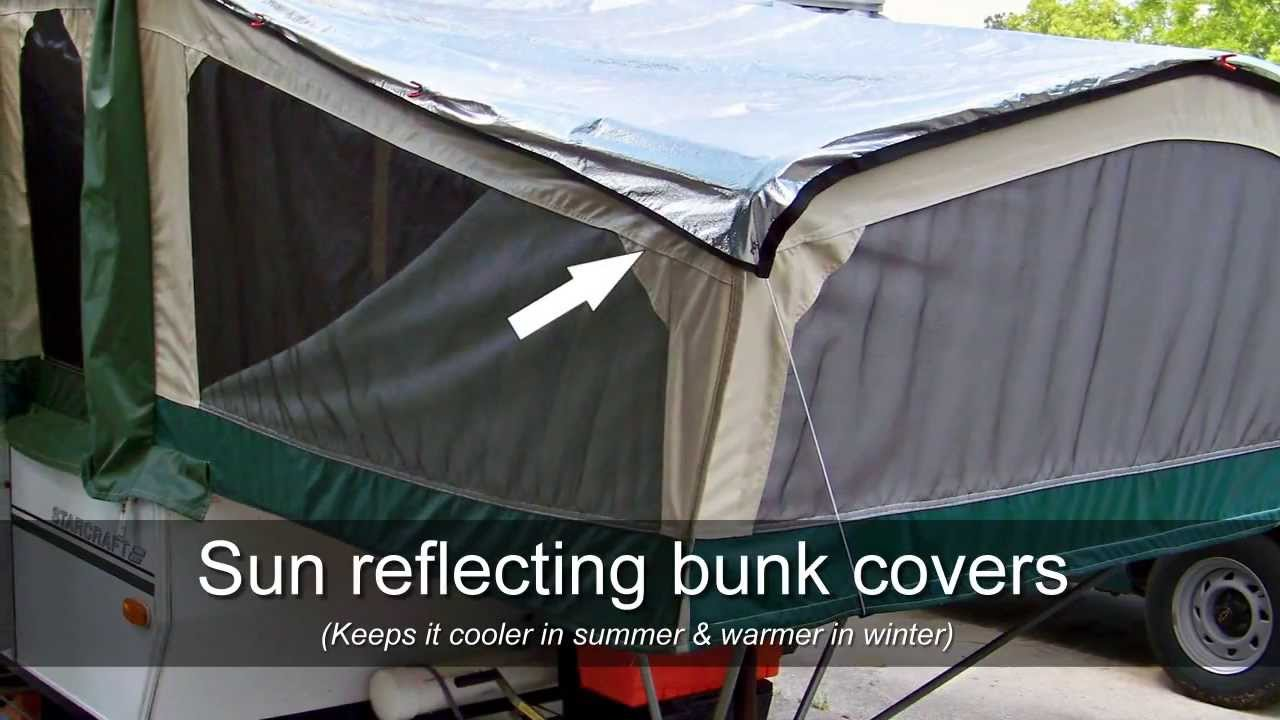 Inexpensive Pop Up Camper Modifications You Can Make Part