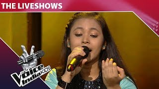 Neelanjana Perform on Bada Dukh Dina O Ramji - Episode 22 - Jan 21, 2018 - The Voice India Kids S2