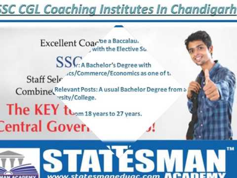 Statesman Academy - Best Institute For UGC NET English - Computer & Life Science Coaching in Chandigarh's Videos