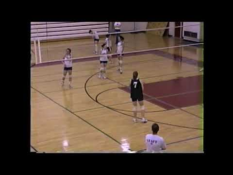 NAC - Peru Volleyball  1-26-02