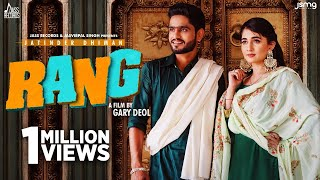 Rang Jatinder Dhiman Video HD Download New Video HD