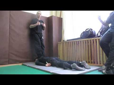 Systema Massage - Russian Martial Art