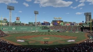 OPENING DAY 2017: FENWAY PARK, BOSTON RED SOX VS PITTSBURGH PIRATES (MLB The Show 17)