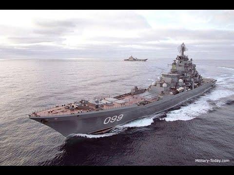 Tuần Dương Hạm Mạnh Nhất Của Nga