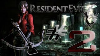 Resident Evil 6 Detonado (Walkthrough) Ada Wong Parte 2 HD