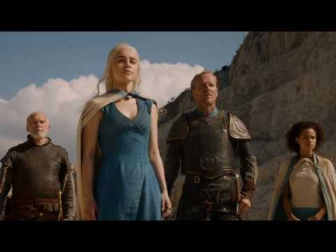 Game of Thrones Season 4: Trailer #1 Announce Tease (HBO),