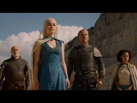 Game of Thrones Season 4: Trailer #1 Announce Tease (HBO)