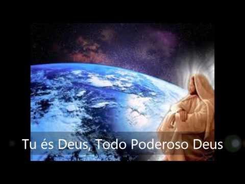 Marquinhos Gomes Todo Poderoso Deus Playback com legenda