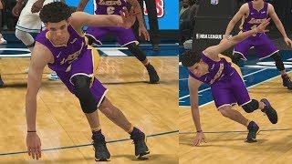 NBA 2K18 My Career - Signature Shoe Talk! Custom Colorway! PS4 Pro ... b3baaedaa35