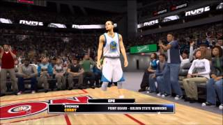 NBA 2K14 My Career 3 Point Contest (All Star Weekend