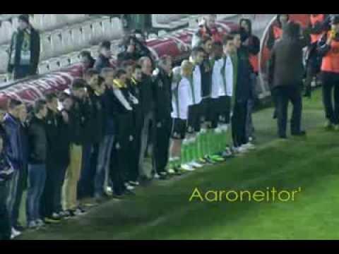 Racing Santander refuse to play match - Racing vs Real Sociedad - Copa del Rey