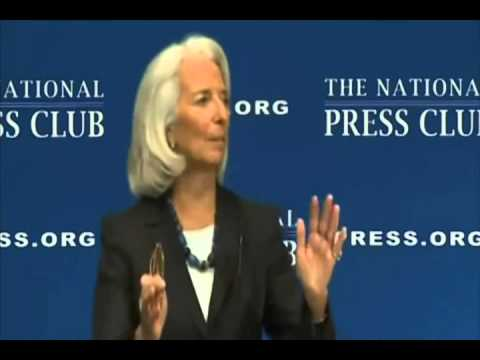 GLOBAL ECONOMIC RESET IMMINENT IMF Christine Lagarde Reveals it!