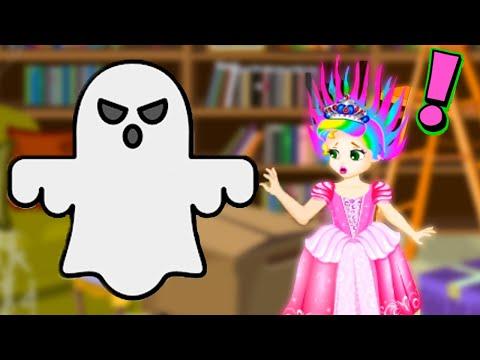 Princess Juliet Escape Ghost Castle  - Easy Mode