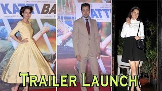 Katti Batti Movie Trailer Launch