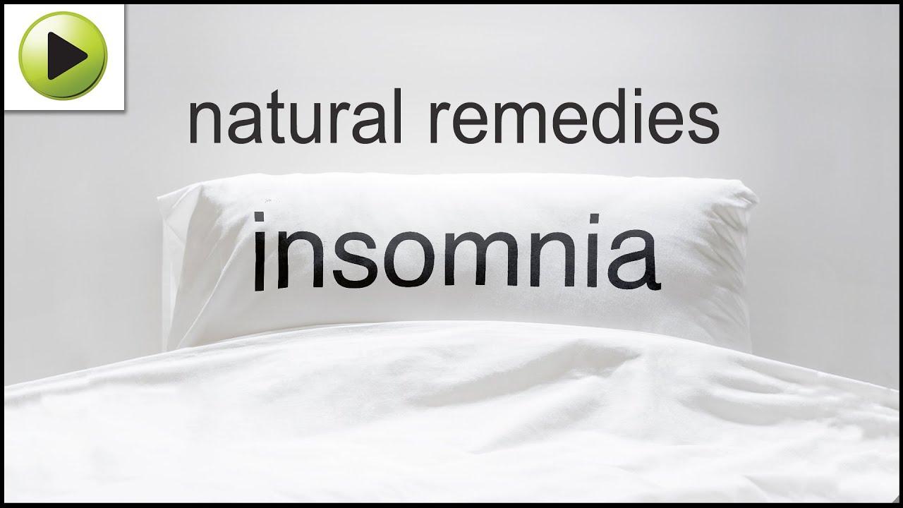 Insomnia ayurvedic home remedies