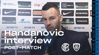 """INTER 1-1 CAGLIARI 