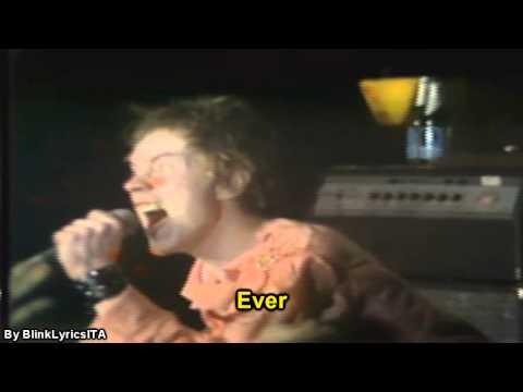 Sex Pistols - E.M.I Live 1978 with Lyrics
