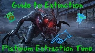 Call Of Duty: Ghosts How To Beat Extinction In Platinum