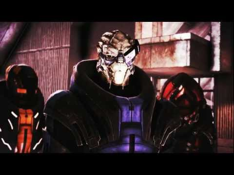Garrus Vakarian - The Dark Knight of Omega