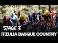 Tadej Pogacar wins 3rd stage Itzulia Basque Country 2021
