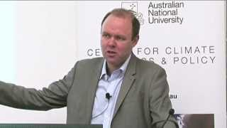 Dr David Kennedy - Challenges & opportunities for meeting carbon budgets