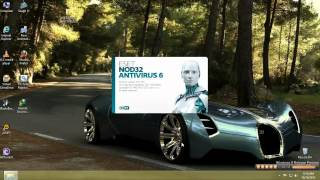 ESET NOD32 ANTIVIRUS 7 INSTALL USERNAME PASSWORD 01 05 2015