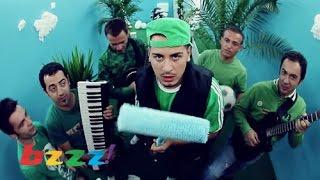 Capital T & NRG Band Veq Asaj (Official Video) HD