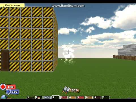 Как в кубезумие 2 сделать механическую дверь