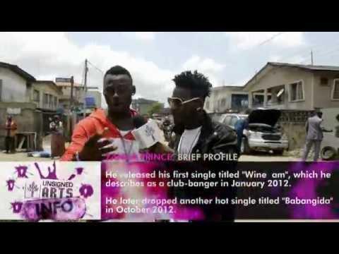 Unsigned Arts TV - Esha Money Interviews Zanga Prince