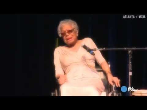 Maya Angelou, renowned poet, dies at age 86