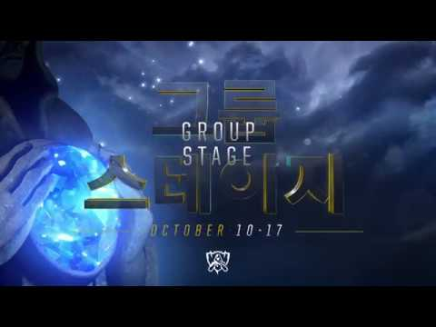Group B Tiebreaker - Worlds Groups Stage Day 5 Match Highlights (2018)