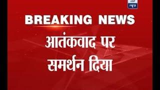 John Kerry calls Sushma Swaraj; US backs India..