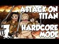 Attack on Titan Tribute Game (Hardcore Mode) | Ep.7 | MY FALLEN FRIENDS!