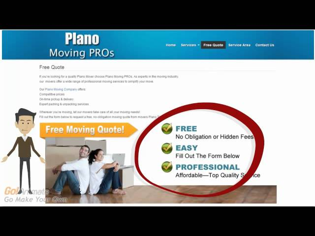 Moving Services Plano | 972-471-9616 | Affordable Moving Company