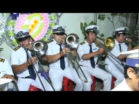 đội kèn tây Bảo Lộc Cà Mau